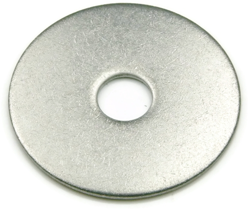 STAINLESS STEEL FENDER WASHERS (304)