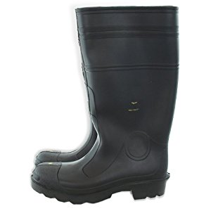 RUBBER BOOTS STEEL TOE