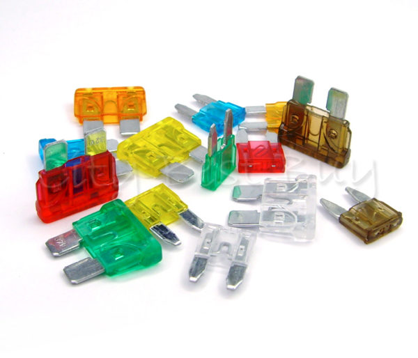 AUTOMOTIVE FUSES - ATC MINI FUSES