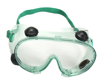 CHEMICAL SPLASH GOGGLES VENTED