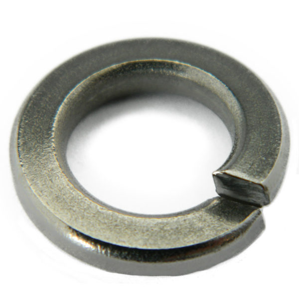 GRADE 8 HIGH ALLOY SPLIT LOCK-WASHER PLATED