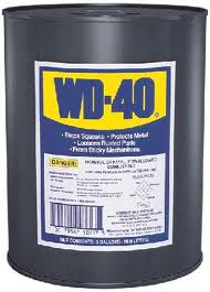 WD-40 FIVE GALLON