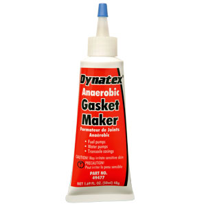 RED ANAEROBIC GASKET MAKER 1.69 OUNCE