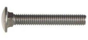 CARRIAGE BOLTS GALVANIZED