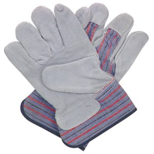 POLK-A-DOT GLOVES