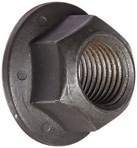 HEX FLANGE LOCK NUTS (GRADE 8) USS PLAIN