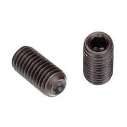 SOCKET SET SCREWS (CUP POINT) SAE PLAIN