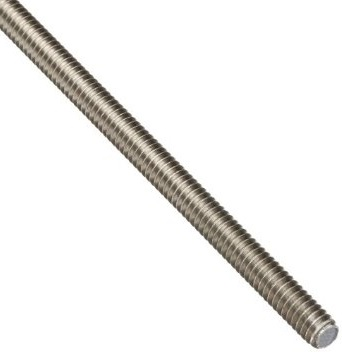 THREADED ROD STAINLESS STEEL 12FT USS