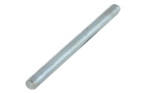 THREADED ROD LOW CARB. PLATED 10FT SAE