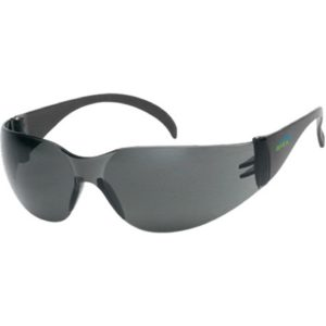 SAFETY GLASSES DARK LENSE