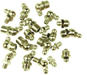 GREASE FITTINGS PLATED